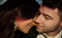 Priyanka Chopra and Nick Jonas Cuddles Up as He Arrives in India