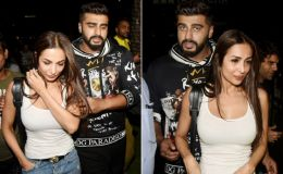Malaika Arora and Arjun Kapoor Go for Dinner Date: Relationship Status