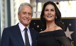 Catherine Zeta-Jones 'Devastated' by Sexual Misconduct Accusations Against Michael Douglas