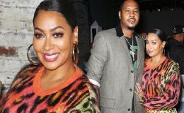 La La Anthony and Carmelo Anthony Officially Reunites 2 Years After Split