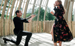 Debby Ryan and Boyfriend Josh Dun Are Engaged, Proposal Photos