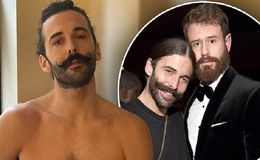 Queer Eye Star Jonathan Van Ness Splits With Boyfriend Wilco Froneman