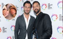 Ricky Martin and Husband Jwan Yosef Welcomes First Child, a Baby Girl