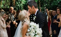 Arie Luyendyk Jr. Marries Fiancee Lauren Burnham in Hawaii Wedding