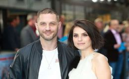Charlotte Riley Gives Birth, Welcomes Second Child With Husband Tom Hardy