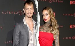 Joel Kinnaman Splits With Wife Cleo Wattenstrom After 2 Years of Marriage