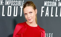 Rebecca Ferguson and Boyfriend Rory Secretly Married Over the Holidays