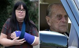 Prince Philip Apologizes: Says Sorry to Woman Injured in His Car Accident