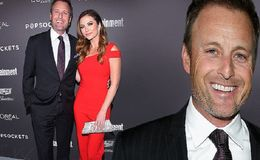 Chris Harrison and Girlfriend Lauren Zima Make Red Carpet Debut as a Couple