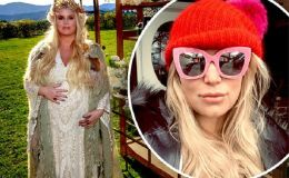 Eric Johnson's Pregnant Wife Jessica Simpson Speaks About Her Painful Month