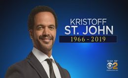 Kristoff St. John, 'The Young and the Restless' Actor, Dies At Age 52