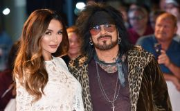 Nikki Sixx and His Pregnant Wife Courtney Sixx Are Expecting a Baby Girl