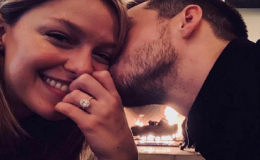 Chris Wood Gets Engaged to Girlfriend Melissa Benoist: Ring Photo