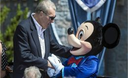 Ron Miller, Former CEO of The Walt Disney Co., Dies At Age 85