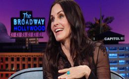 Courteney Cox Reveals She Lost Virginity At Age 21
