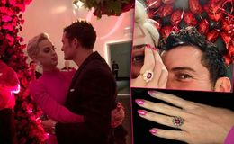 Katy Perry Gets Engaged to Boyfriend Orlando Bloom