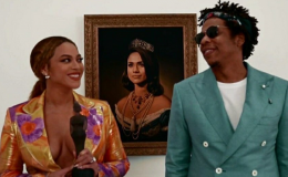 Beyonce and Jay-Z Accept Brit Award With Meghan Markle Inspired Video