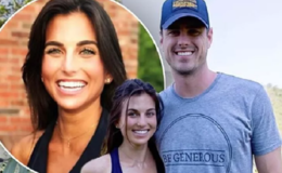 The Bachelor's Ben Higgins Kissed Girlfriend Jessica Clarke When They First Met