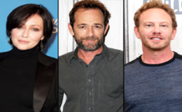 'Beverly Hills, 90210' Co-Stars Shannen Doherty and Ian Ziering Pay Tributes to Luke Perry After His Stroke and Hospitalization