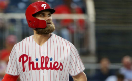 Professional Baseball Player Bryce Harper Signed to Philadelphia Phillies for an Astounding $330 Million