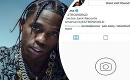 Travis Scott Deletes Instagram Account After Cheating Denial on Kylie Jenner