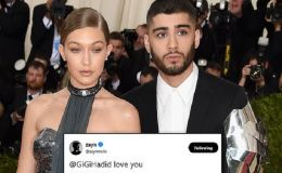 Zayn Malik Tweets 'Love You' to Ex-Girlfriend Gigi Hadid Two Months After Split