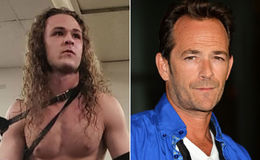 Jack Perry's Emotional Tribute To Father Luke Perry,
