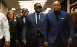 R. Kelly Arrested After Being Unable to Pay $161,000 to Drea Kelly for Child Support