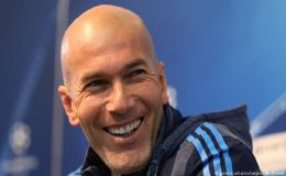 Zinedine Zidane Returns as Real Madrid's Head Coach, Replaces Santi Solari