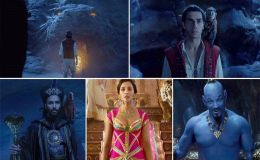 Disney's 'Aladdin' Trailer Features Will Smith, Mena Massoud and Naomi Scott
