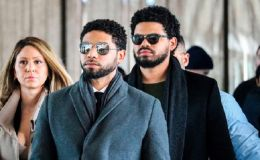 Jussie Smollett Appears in Court After His Arrest For Filing False Police Report