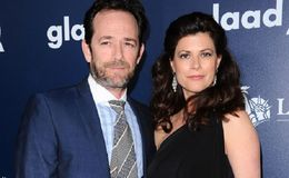 Late Luke Perry and Fiancee Wendy Madison Bauer Had Planned For Summer WEDDING