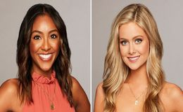 Tayshia Adams and Hannah Godwin Are 'Thankful' After Colton Underwood Split