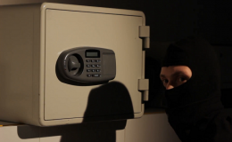 A Burglar Crushed to Death by 900-Pound Safe in Indiana