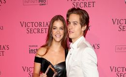 Dylan Sprouse Congratulates Girlfriend Barbara Palvin Becoming a Victoria's Secret Angel