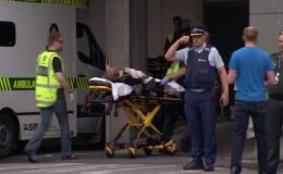 Multiple Casualties in the Mosque Shootout in Christchurch, New Zealand; Suspect in Custody