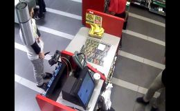 Police Officer Shoots and Kills a Man Armed With Knife in a Florida Gas Station