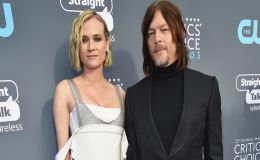 Norman Reedus Shares First Photo of Newborn Daughter With Girlfriend Diane Kruger on Instagram