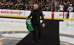 Notorious Conor McGregor Celebrated St. Patrick's Day in Boston After Release from Jail