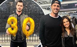 Ben Higgins' Girlfriend Jessica Clarke Calls Him 'My Greatest Surprise' in Birthday Post