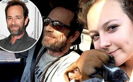 Luke Perry's Daughter Sophie Perry Says She is Missing Dad