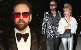 Nicolas Cage and His Girlfriend Erika Koike File for Marriage License in Nevada