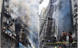 Bangladesh Fire: At Least 19 People Died After Blaze Hit Banani Building in Dhaka