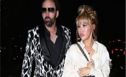 Nicolas Cage files for a Annulment Against Fourth Wife, Erika Koike after Four Days of Marriage