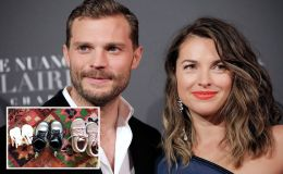 Amelia Warner Gives Birth, Welcomes Third Child, a Baby Girl, With Husband Jamie Dornan