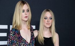 Elle Fanning Sister Dakota Backs Her Up At The Screening of Teen Spirit