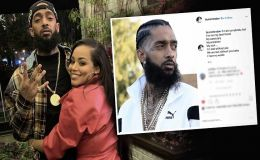 Nipsey Hussle's Girlfriend Lauren London Breaks Silence Following His Death