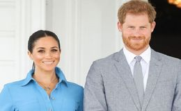 The Royal Couple, Prince Harry and Meghan Markle now on Instagram