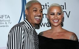 Amber Rose is Pregnant, Expecting First Child, a Baby Boy, With Boyfriend A.E.