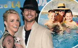 Britney Spears' Sons Are With Ex-Husband Kevin Federline Amid Her Mental Health Issues